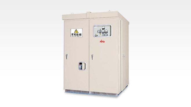 キュービクル 式 高圧 受電 設備